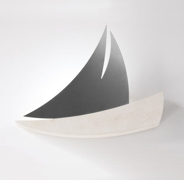 Applique a forma di vela
