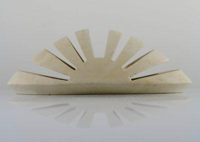 lampada armur pietra leccese tavolo