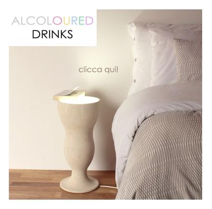 lampada pietra leccese alcoloured drinks