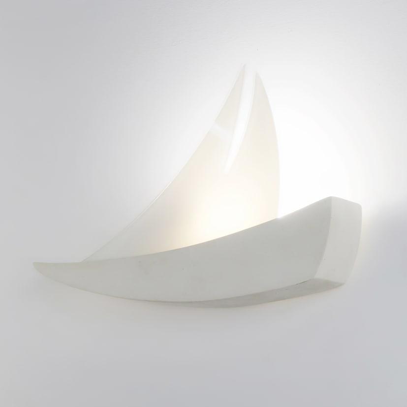 Applique lampada Vela