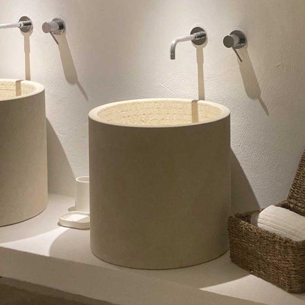 lavabo design minimal