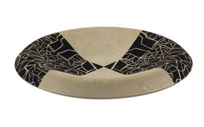Piatti di design da collezione in pietra