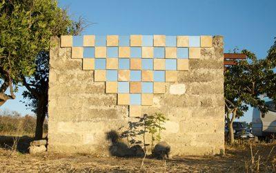 Installazione in Pietra Solare nel Salento