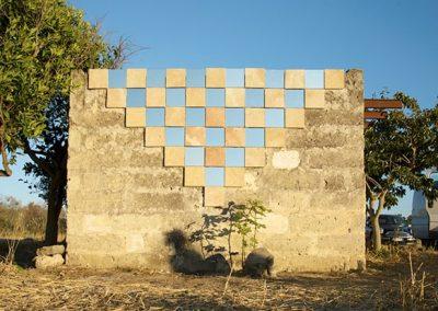 pietra solare installazione salento