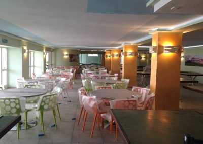 ristorante villaggio valtur